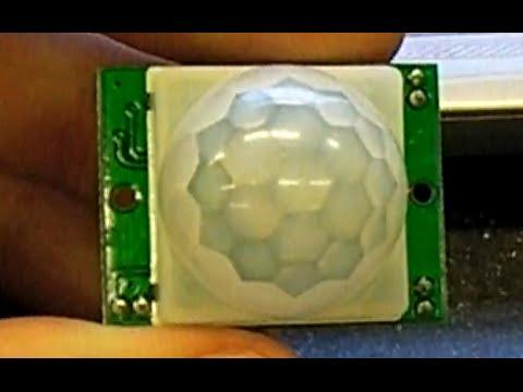 How To Connect PIR Motion Detector Sensor [Arduino Tutorial]
