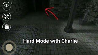 Eyes The Horror Game - Charlie Mansion - Hard Mode - No Eyes - No Bug Door