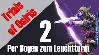 Trials of Osiris - Per Bogen zum Leuchtturm #2 | Deutsch + Englisch | HD