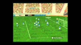 FIFA 11 Game Review (WII) By The LadotelliGamers! EP-1