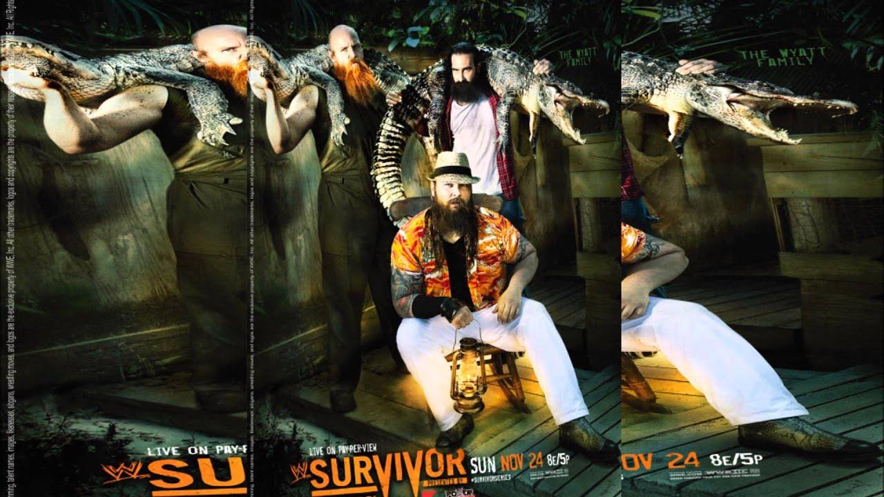 Wwe Survivor Series 2013 Poster WWE Survivor Se...