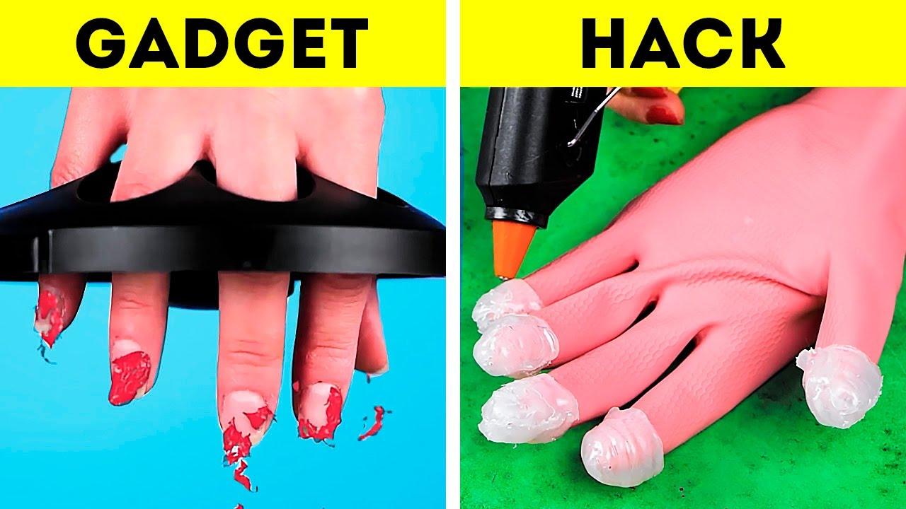 Beauty Gadgets VS Hacks