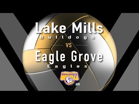 Lake Mills High School Volleyball vs Eagle Grove