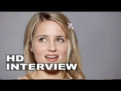 "The Family: Dianna Agron ""Belle Blake"" On Set Interview Part 1"