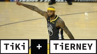 DeMarcus Cousins Suffers ANOTHER Serious Injury | Tiki + Tierney
