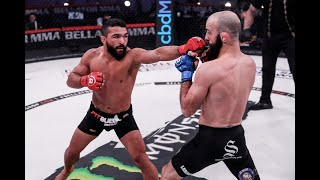 Download Bellator 252 Highlights: Patricio Pitbull Knocks Out Pedro Carvalho - MMA Fighting