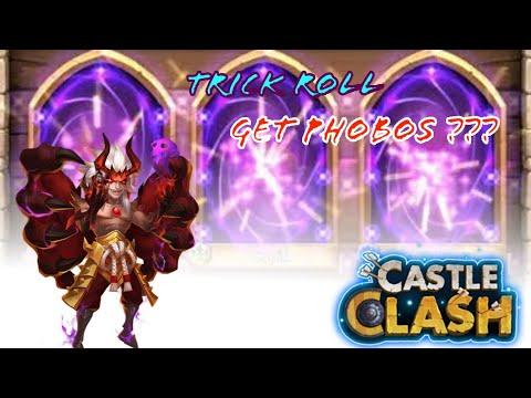 Trick Rolling Hero Castle Clash 2019