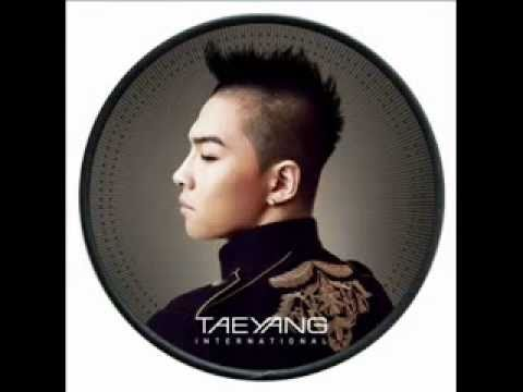 [Audio + Mp3 DL] Taeyang - I'll be there ENGLISH VERSION