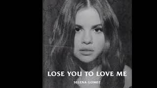 Download lagu Lose You to Love Me -  Selene Gomez Official MP3