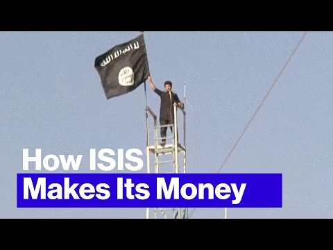 Here's Why ISIS Has So Much Money