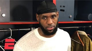 LeBron James: John Wall 'dictated the game' in Wizards' win against Lakers   NBA Sound