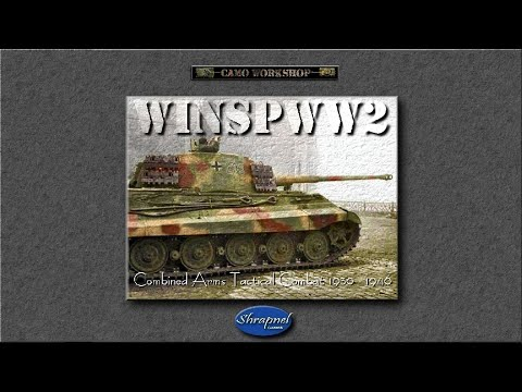 Steel Panthers Winspww2 Kursk Campaign Part:01