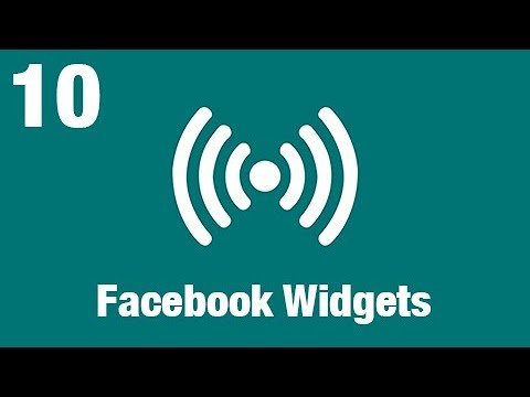 XSplit Broadcaster: Facebook Widgets