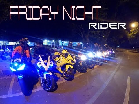 Motosport Brotherhood - Friday Night Rider JAKARTA