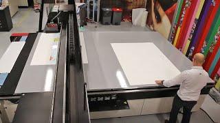 Agfa Jeti Mira LED Large-format Inkjet Printer