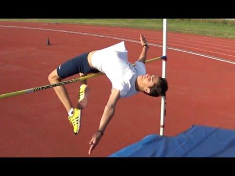 High Jump # - YouTube