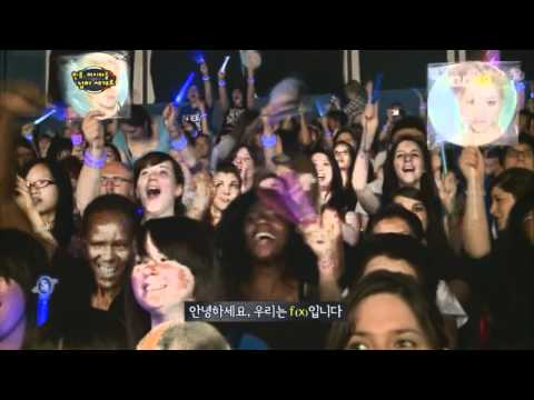 SM Town Live in Paris 2011 - Part 1/7