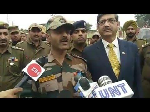 Indian Army's Defence PRO briefs media on Sunjwan Encounter, Five Jawan martyred| UNT