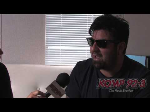 Deftones Chino Moreno talks new album and Alice in Chains Jerry Cantrell's Involvement