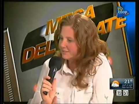 MESA DEL DEBATE IVANA DOTTA Y LUIS JUAREZ EN RADIO IMAGEN