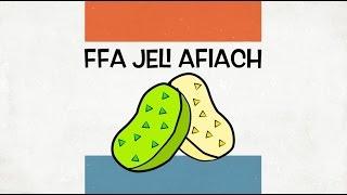 Ffa Jeli Afiach