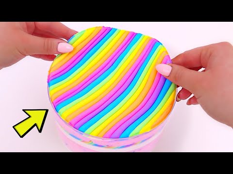 UNBELIEVABLE Extreme Slime Makeover! What Would YOU Name This SLIME??