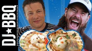 Scallops In Chilli Garlic Butter | Dj Bbq Feat. Jamie Oliver