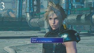Mobius Final Fantasy PC Walkthrough - FFVIIR: Fatal Calling - Part 3 (English)