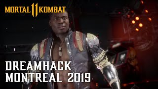 Dreamhack Montreal 2019 - Top 16