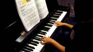 Fandango piano