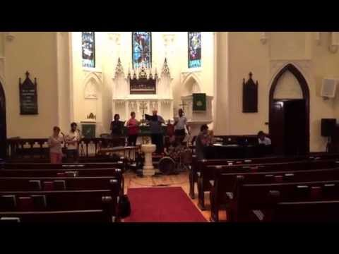 Perfect Lives Jersey City, Church rehearsal