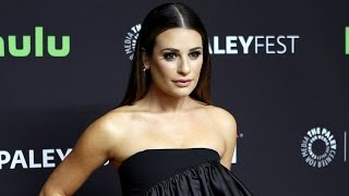 Lea Michele Gets Sweet Tattoos in Honor of Late Grandma and Cory Monteith