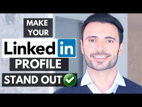 How To Use LinkedIn And Make Your LinkedIn Profile Stand Out - 7 BEST LinkedIn Tips