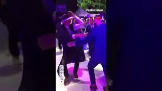 Ο Σάκης Ρουβας στο γάμο Ρέμου - Μπόσνιακ