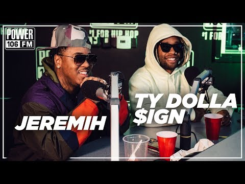 Jeremih & Ty Dolla $ign on The Light, Mihty Features, & Working With Kanye West on Ye music