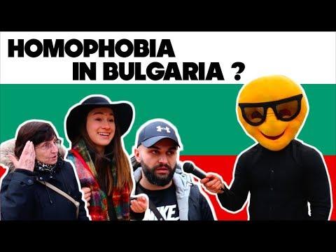 Homophobia in Bulgaria