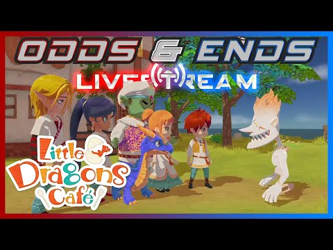 Valkyire Grinder plays Little Dragon Cafe (silent play through) thumbnail