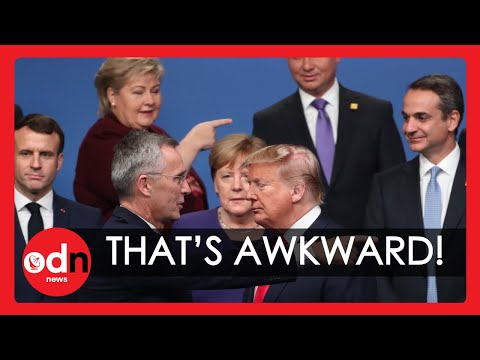 7 Awkward Moments you Missed from the NATO Summit in London