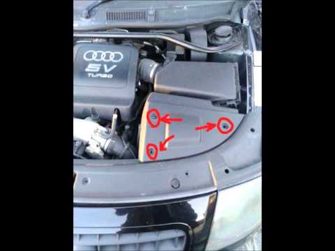 How To Remove Or Replace Battery Audi Tt Mk1 8n Quattro