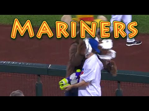 Seattle Mariners: Funny Baseball Bloopers