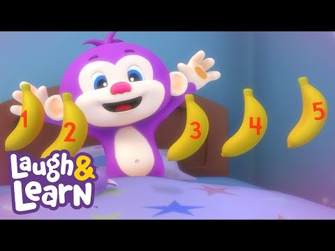 Laugh & Learn™ -Counting Bananas Lullaby + More Kids Songs And Nursery Rhymes | Learning 123s