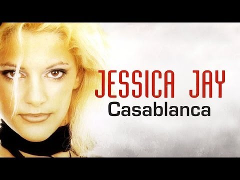 Jessica Jay  - Casablanca ( Lyric Video )