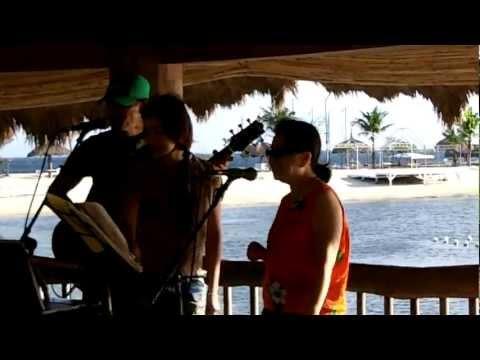 Karaoke at Maribago Bar, Cebu