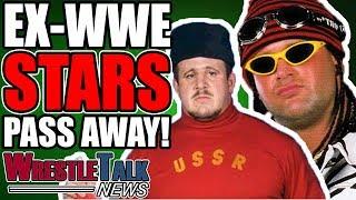 Ex WWE Stars Grandmaster Sexay & Nikolai Volkoff Pass Away   WrestleTalk News July 2018