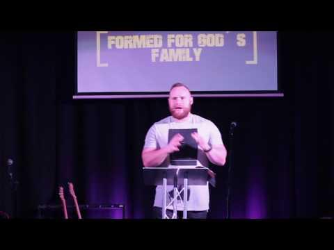 40 Days Of Purpose   Formed For God's Family   Luke Jenkinson