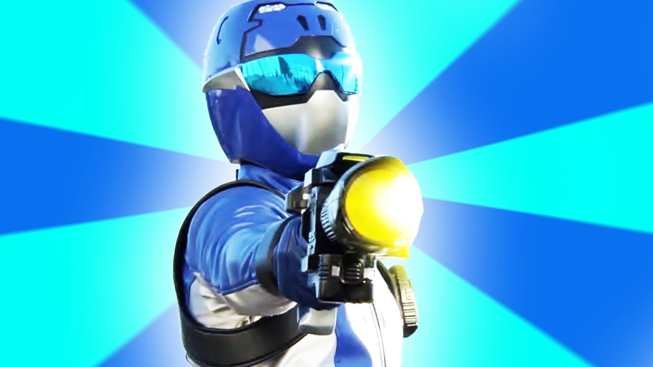 Power Rangers Official    Meet the Blue Ranger   Throwback Thursday