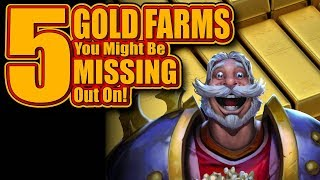 WoW Classic: 5 Gold Farms You Might Be Missing Out On