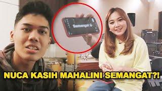 Download Mp3 Bts Recording Mahalini X Nuca - Aku Yang Salah