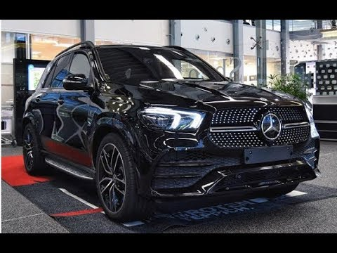 2019 2020 Mercedes Gle 350d 4matic Amg Line Review