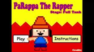 PaRappa the Rapper - Version Flash
